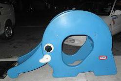 elephant-slide