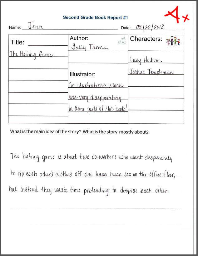 Book Report1