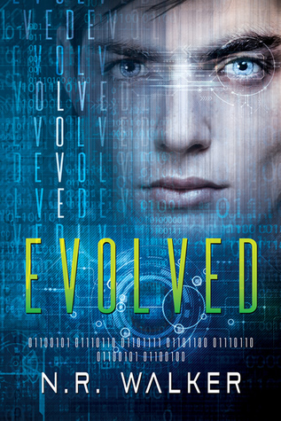 New Release Review | Evolved by NR Walker – Birdie Bookworm