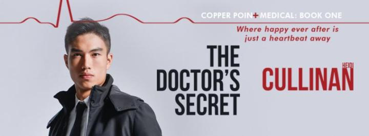 Blog Tour Guest Post and Excerpt   The Doctor's Secret by